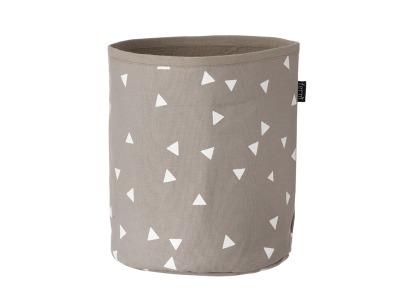 Dreieckskorb - klein : 22 x H: 25 cm - von Ferm Living