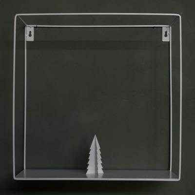 Gimdalen Metallbäumchen klein weiß von STOREFACTORY