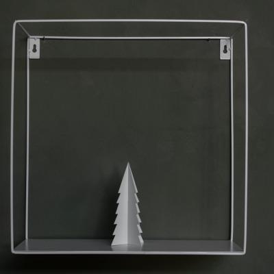 Gimdalen Metallbäumchen mittel/ weiß von STOREFACTORY