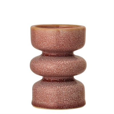 Kerzenhalter Rose Steinzeug H115cm von Bloomingville