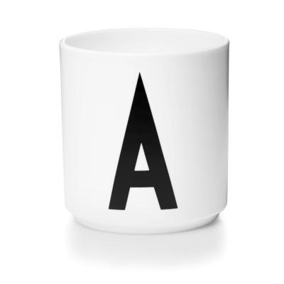 Porzellanbecher A - Design Letters