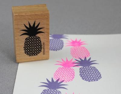 Stempel Ananas - Stempel Ananas