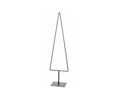 Metallbaum 110cm - schwarz