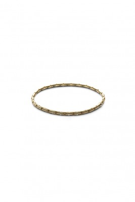 RING BOSTON GOLD L - von
