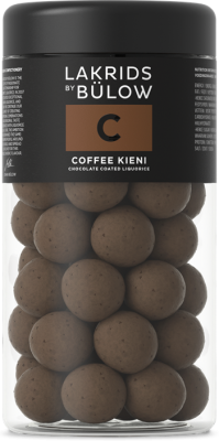 Lakrids C - COFFEE KIENI - regular 265g