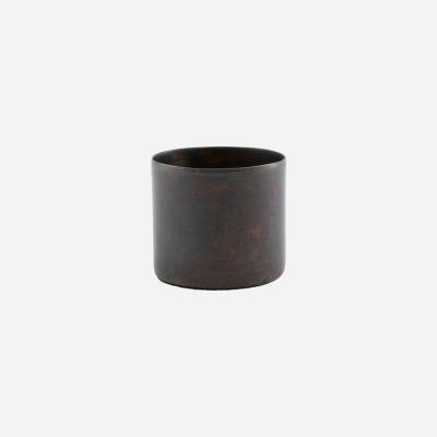 Teelicht Define Antikes braun klein von