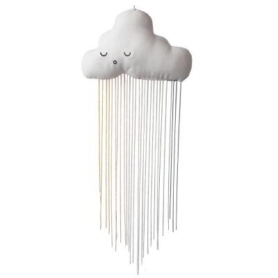 Mobile - rainbow cloud - 18 x 64 cm