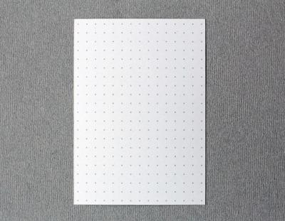 Postkarte Dots klein - von Perlenfischer