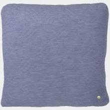 Kissen Quilt Cushion hellblau 45x 45cm