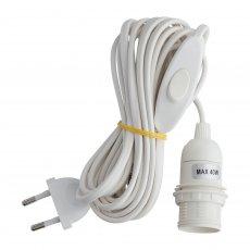 Elektrisches Kabel für Papiersterne BUNGALOW Denmark