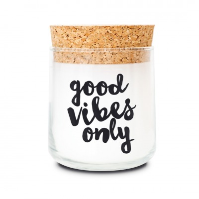 Duftkerze good vibes only - Parisien - von feelgooodcandle
