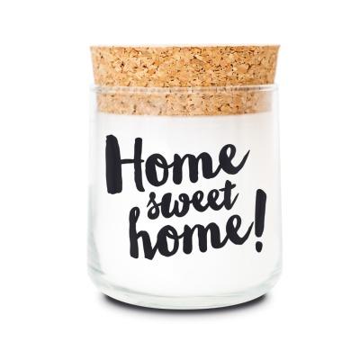 Duftkerze home sweet home mango/vanille - von feelgooodcandle