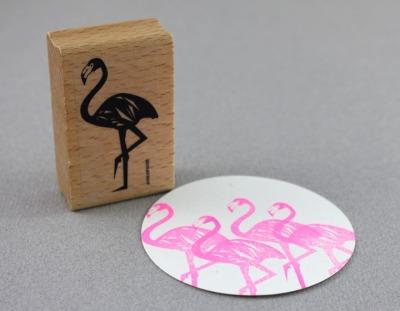 Stempel Flamingo - Stempel Flamingo