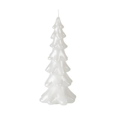 Kerze Christmas Tree , H 21,6cm - Broste Copenhagen