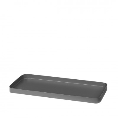 Kerzenplatte Runi Eisen W165 L36 H2cm