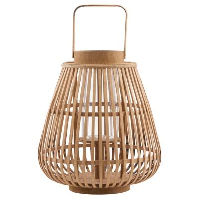 Laterne BALU - aus Bambus