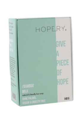 Bar Soap Bamboo Milk - hopery