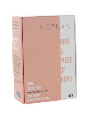 Bar Soap Lime Grapefruit - hopery