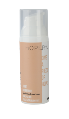 Hand Cream Lime Grapefruit - hopery
