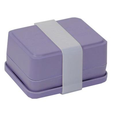 3 in 1 Seifenbox / lavendel
