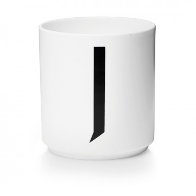 Porzellanbecher J - Design Letters