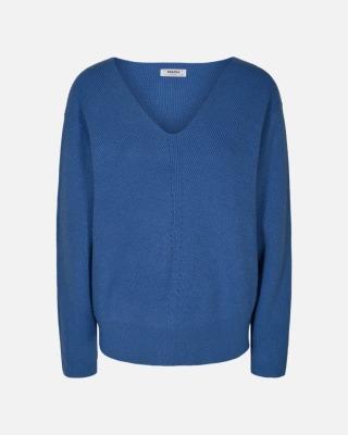Pullover Jilli V - blau