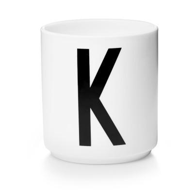 Porzellanbecher K - Design Letters