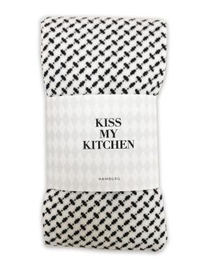 Küchen-Handtuch Soft Cotton Pali black - von kiss my kitchen