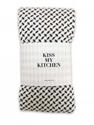 Küchen-Handtuch Soft Cotton Pali black - von kiss my kitchen