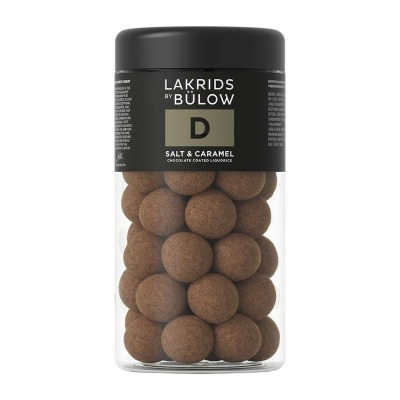 Lakrids D - SALT & CARAMEL - regular 265g