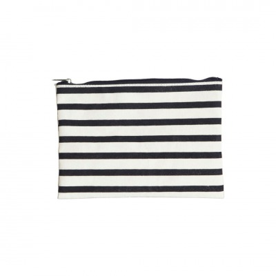 Make-up Tasche Stripes - 21 x 15cm