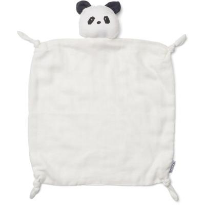 Schmusetuch Panda - creme
