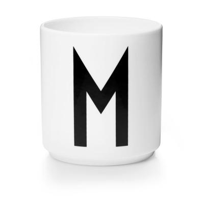 Porzellanbecher M - Design Letters