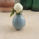 Mini Vase - light green - von Madleys