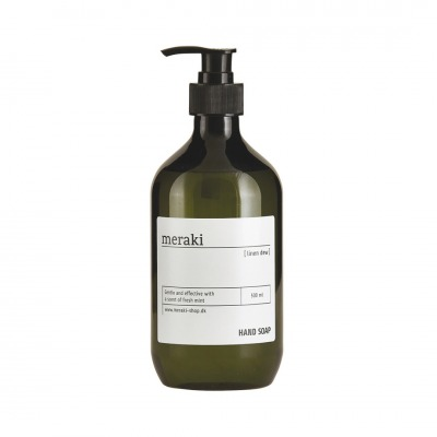 Handseife LINEN DEW - 500ml