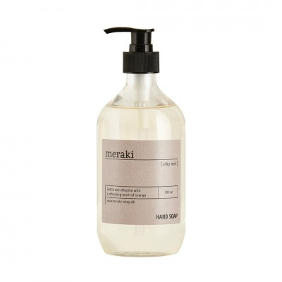 Handseife SILKY MIST - 500ml