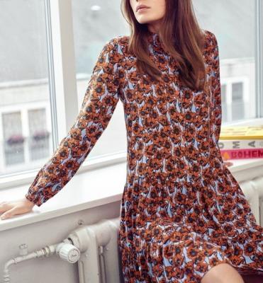 Kleid Monroe Turid - Karina print