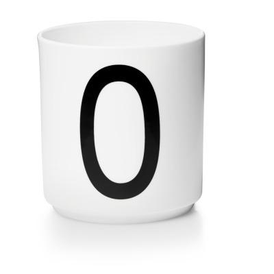 Porzellanbecher O - Design Letters
