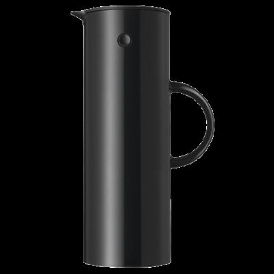 Isolierkanne EM 1L schwarz von Stelton
