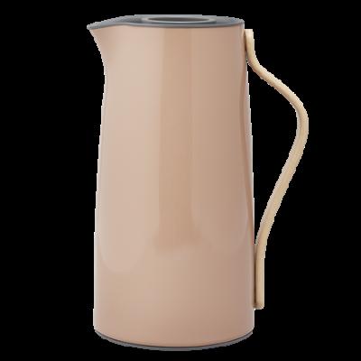 Emma Kaffeeisolierkanne terracotta - von Stelton