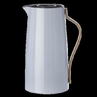 Emma Kaffeeisolierkanne blau - von Stelton