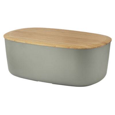 Box-it Brotkasten grau - von Stelton