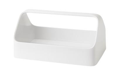 Handy Box Aufbewahrungsbox weiß von Rig-Tig/