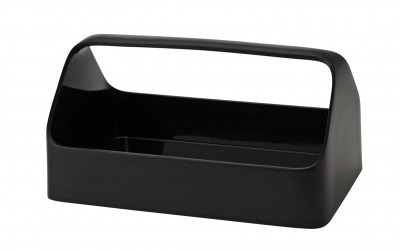 Handy Box Aufbewahrungsbox schwarz von Rig-Tig/