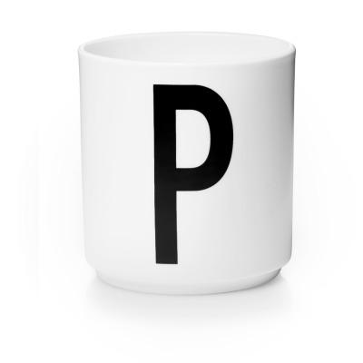 Porzellanbecher P - Design Letters