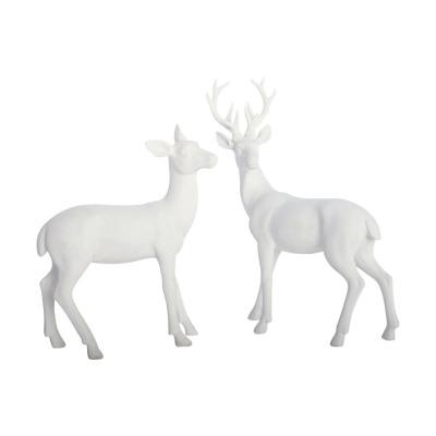 Deer, Standing - 2er Set