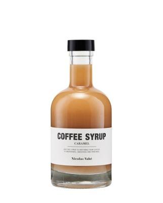 COFFEE SYRUP CARAMEL ml Nicolas Vahé