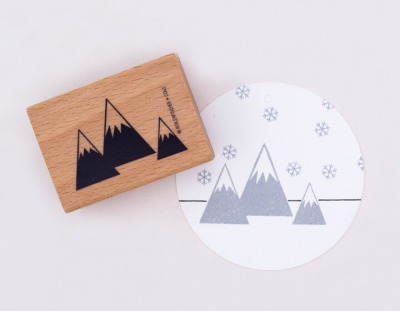 Stempel Berge - Stempel Berge