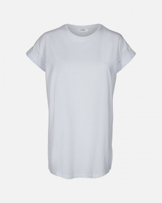 T-Shirt basic - weiß