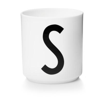 Porzellanbecher S - Design Letters